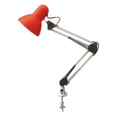 Лампа настільна HL074 червона HOROZ ELECTRIC