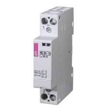 Контактор модульний RD 20-11 230V AC/DC  ETI