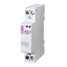 Контактор модульний RD 20-20 220V AC/DC  ЕТІ