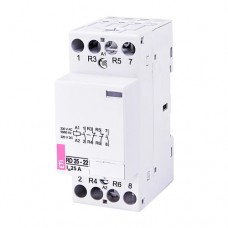 Контактор модульний RD 25-22 230V AC/DC  ЕТІ
