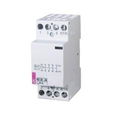 Контактор модульний RD 25-40 230V AC/DC  ЕТІ