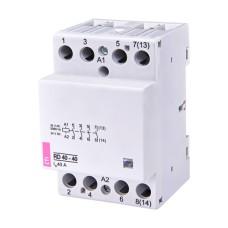 Контактор модульний RD 40-40 230V AC/DC  ЕТІ