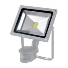 Прожектор LED 30Вт + датчик руху 6500K IP65 LMPS34 Lemanso