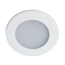 LED panel (круг) AL510 6W 360Lm білий 4000К Feron