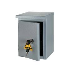 Щит e.mbox.stand.n.06.z металева, 6-модулів, ІР54, E.next