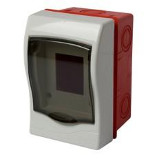 Бокс 2 модуля e.plbox.stand.w.02 внутрішній E-next