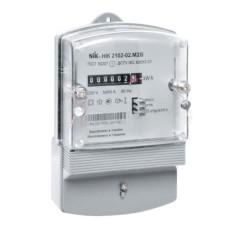 Лічильник електроенергії 2102-02.М1В 5(60)А 220В НІК