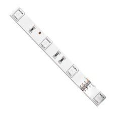 Стрічка світлодіодна smd5050/60 тепла біла (12В) LS606 Feron