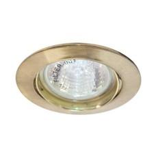 DL308 золото (MR16 точковий світильник) Feron