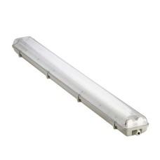 Світильник люмінесцентний 2x36 Вт IP65 без ламп LM967 Lemanso
