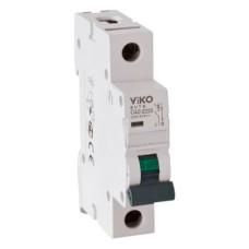 Автоматичний вимикач 4VTB-1C 40А 1п. VIKO