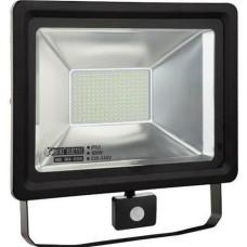 Прожектор LED 100Вт + датчик руху 6400K IP65 068-004-0100  Horoz