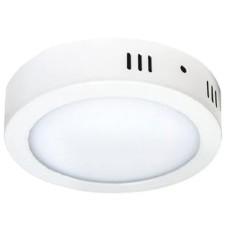LED Panel (круг накл) 6W 480Lm 5000К білий AL504 Feron