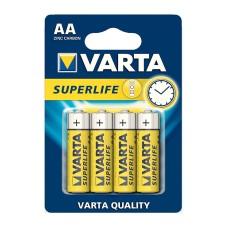 Батарейка VARTA SUPERLIFE AA BLI 4 (2006101414)