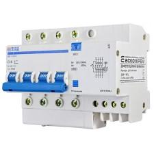 Диференціальний автоматичний вимикач ДВ-2006 16А 30мА 3+Нп. АскоУкрем