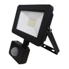 Прожектор LED 20Вт + датчик руху 6400K IP65 068-011-00201 Aslan-20 Horoz