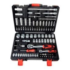 Професійний набір ручних інструментів HAISSER (94 шт) (70016)