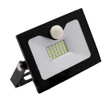 Прожектор LED 30Вт з датчиком руху 6500K  IP65 LMPS36 Lemanso