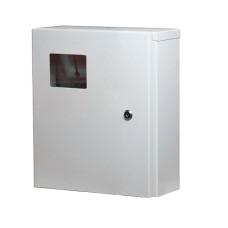 Ящик обліку ЯУР-У4-16 під 1ф або 3ф лічильники 23 модулів накладний Білмакс