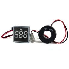 Амперметр цифровий ED16-22 FАD білий 0-100 А АскоУкрем
