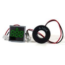 Амперметр цифровий ED16-22 FАD зелений 0-100 А АскоУкрем