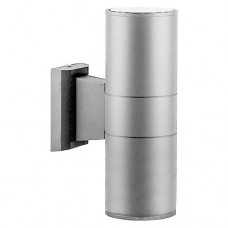 Фасадний світильник Feron DH0702 Сірий E27 (06295)