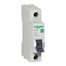 Автоматичний вимикач EZ9 1p 10A C Easy9 Schneider Electric (EZ9F34110)