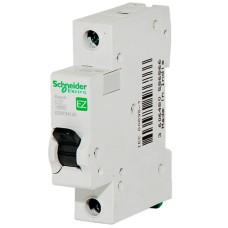 Автоматичний вимикач EZ9 1p 25A C Easy9 Schneider Electric (EZ9F34125)