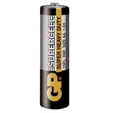 Батарейка сольова AA, R6 1,5В Supercell GP