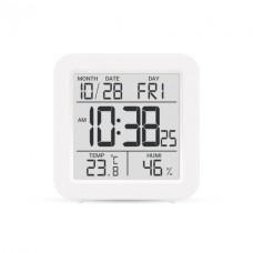Термо-гігрометр цифрвий з годинником Т-15 (-10С +50С 20%-95%)