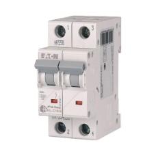 Автоматичний вимикач Eaton HL-C16/2 2P 16А тип C (194771)