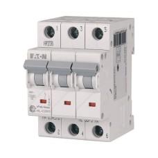 Автоматичний вимикач Eaton HL-C25/3 3P 25А тип C (194793)