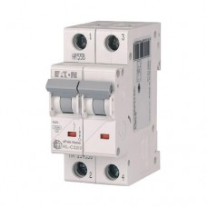 Автоматичний вимикач Eaton HL-C32/2 2P 32А тип C (194774)
