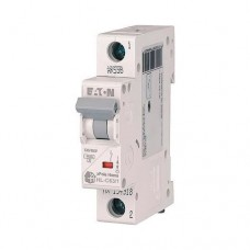 Автоматичний вимикач Eaton HL-C63/1 1P 63А тип C (194737)