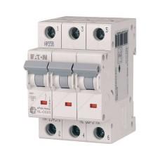Автоматичний вимикач Eaton HL-C63/3 3P 63А тип C (194797)