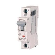 Автоматичний вимикач Eaton HL-C6/1 1P 6А тип C (194728)