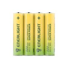 Батарейка AAA Super Power FOL 4 ENERLIGHT (4шт)
