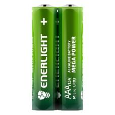 Батарейка AAA MEGA POWER FOL 2 ENERLIGHT (2 шт)