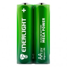 Батарейка AA MEGA POWER FOL 2 ENERLIGHT (2 шт)