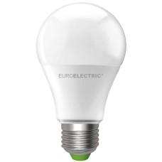 Лампа світлодіодна A60 10W E27 4000K EUROELECTRIC