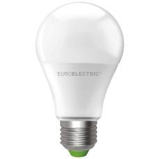 Лампа світлодіодна A60 7W E27 4000K EUROELECTRIC
