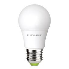 Лампа світлодіодна A50 7W E27 4000K EUROLAMP (LED-A50-07274(P))