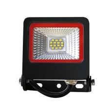 Прожектор світлодіодний EUROELECTRIC NEW 10W 6500K (LED-FL-10(black)new)
