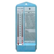 Гігрометр психрометричний ВИТ-2 (+15...+40 С) Склоприлад