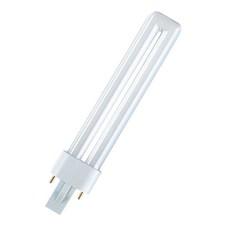 Лампа люмінесцентна DULUX S 11W/840 G23 OSRAM