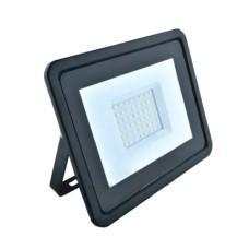 Прожектор LED 30Вт 6500K IP65 1440LM чорний LMP15-30 Lemanso