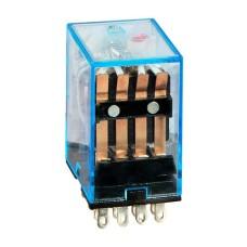 Реле електромагнітне проміжне МY4 (DC 110 V) АскоУкрем (A0090010022)