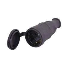 Роз'єм з заглушкою Lezard( каучук) 106-0400-0102