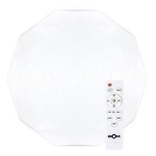 Світлодіодний світильник з пультом ДУ Biom Smart 80w (SML-R05-80)