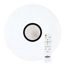 Світлодіодний світильник з пультом ДУ Biom Smart 80w (SML-R07-80)